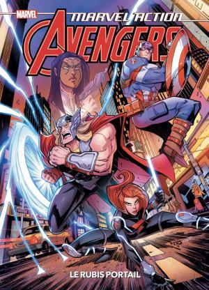 Marvel Action : Avengers  2 TPB hardcover (cartonnée)