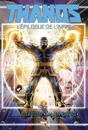 Thanos - L'épilogue de l'infini  TPB Hardcover (cartonnée)