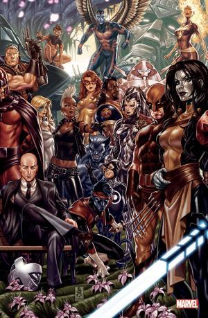 House of X / Powers of X 2 - Variante Pulp's Comics par Mark Brooks, limitée à 300 exemplaires