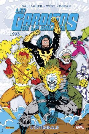 Les Gardiens de la Galaxie 1993 TPB hardcover - L'Intégrale