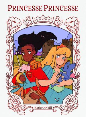 Princesse Princesse  TPB hardcover (cartonnée)