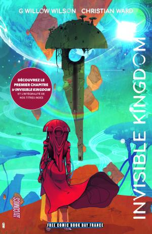 Free Comic Book Day France 2020 - Invisible Kingdom édition Issues - FCBD