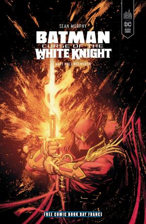 Free Comic Book Day France 2020 - Batman : Curse Of The White Knight 1
