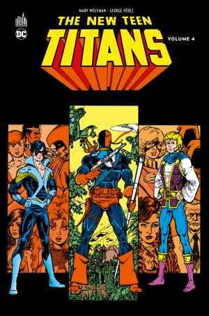 The New Teen Titans 4