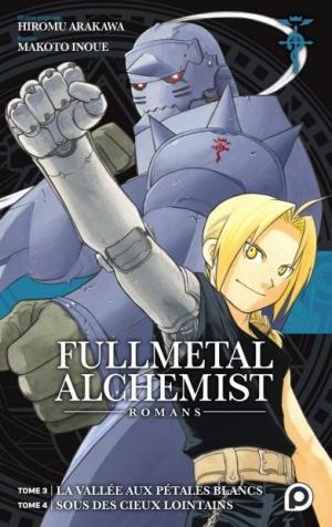Fullmetal Alchemist 2 Volume double
