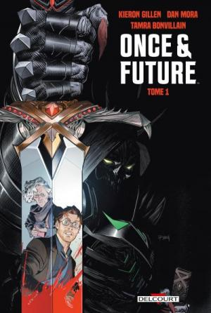 Once & future édition TPB Hardcover (cartonnée)