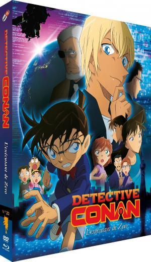 Detective Conan - Film 22 : L'exécutant de zéro 1 combo