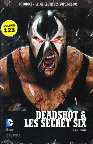 DC Comics - Le Meilleur des Super-Héros 123 TPB Hardcover (cartonnée)