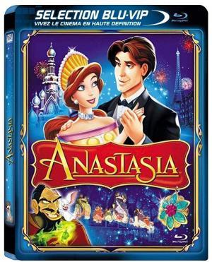 Anastasia édition simple