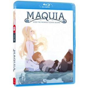 Maquia, When the Promised Flower Blooms 1 simple
