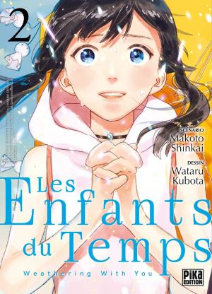 Les Enfants du Temps 2 simple