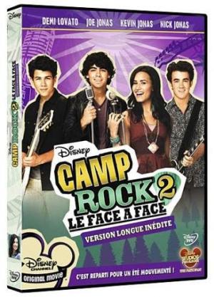 Camp Rock 2 édition simple