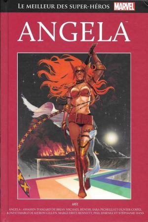 Le Meilleur des Super-Héros Marvel 113 - Angela