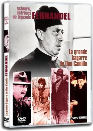 La Grande Bagarre de Don Camillo édition simple