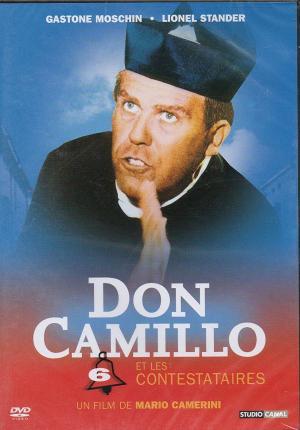 Don Camillo et les contestataires édition simple