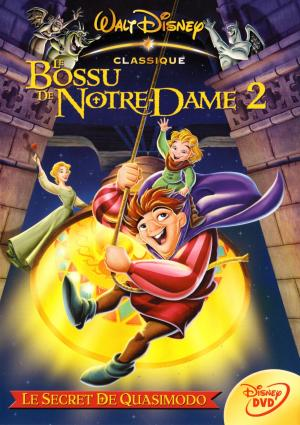 Le Bossu de Notre Dame 2 : le secret de quasimodo édition simple