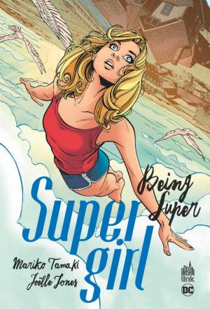 Supergirl - Being Super  TPB softcover (souple)