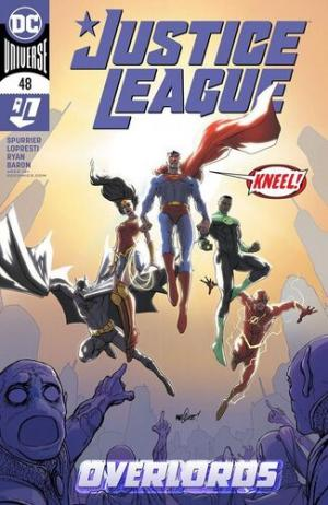 Justice League Issues V4 (2018 - Ongoing) 48 Comics