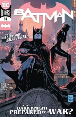 Batman # 94 Issues V3 (2016 - Ongoing) - Rebirth