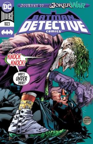 Batman - Detective Comics # 1023 Issues V1 Suite (2016 - Ongoing)
