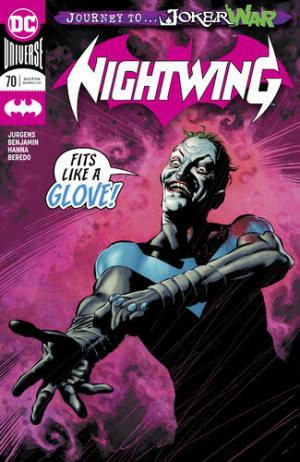 Nightwing # 70 Issues V4 (2016 - Ongoing) - Rebirth