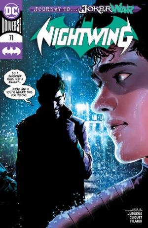 Nightwing # 71 Issues V4 (2016 - Ongoing) - Rebirth