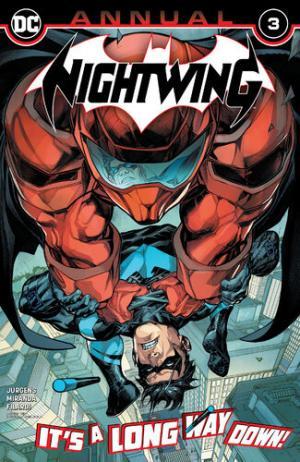 Nightwing 3 - Nightwing Annual 3