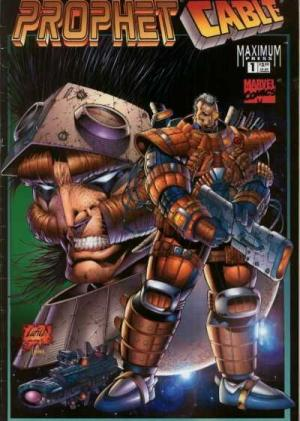 Prophet / Cable édition Issues V1 (1997)