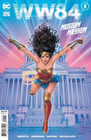 Wonder Woman 1984 édition Issue
