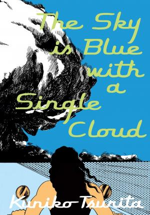 The Sky Is Blue With a Single Cloud édition simple