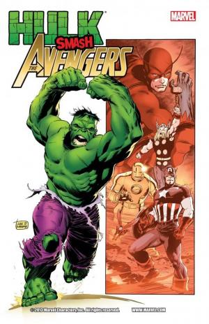 Hulk Smash Avengers édition Issues