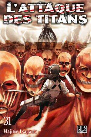 L'Attaque des Titans #31
