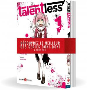 Talentless édition Pack 1+2