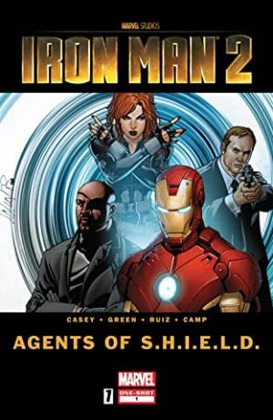 Iron Man 2: Agents of S.H.I.E.L.D. édition Issues