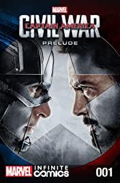 Marvel's Captain America - Civil War Prelude Infinite comics édition Issue - Infinite Comics