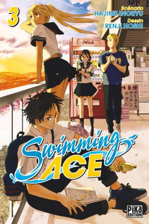 Swimming ace T.3