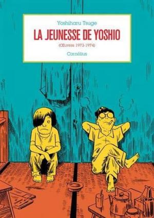 Tsuge Yoshiharu Anthologie 4 simple
