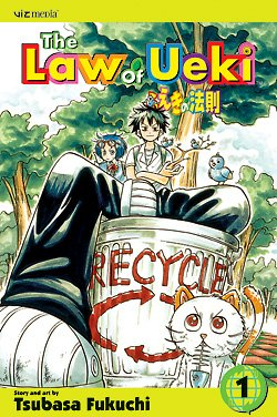 La Loi d'Ueki édition Américaine