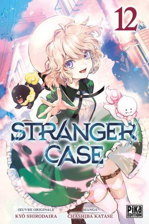 Stranger Case 12 Simple
