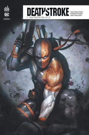 Deathstroke Rebirth # 7