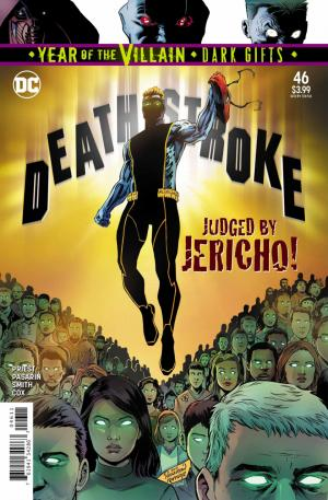 Deathstroke # 46 Issues V4 (2016 - 2019) - Rebirth