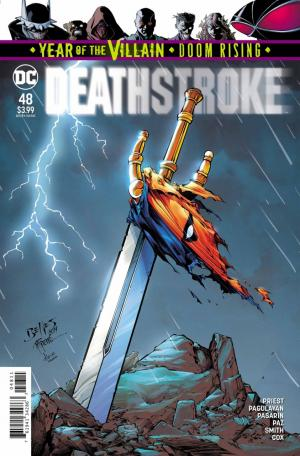 Deathstroke # 48 Issues V4 (2016 - 2019) - Rebirth