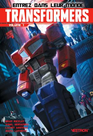 Transformers édition TPB softcover (souple)