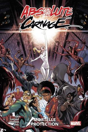 Absolute Carnage - Mortelle protection édition TPB Hardcover (cartonnée)