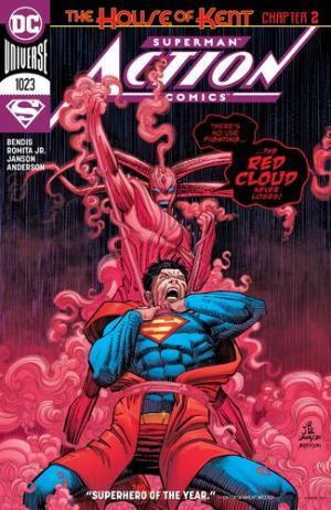 couverture, jaquette Critique Comics Action Comics #252
