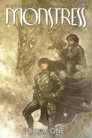 Monstress édition Deluxe