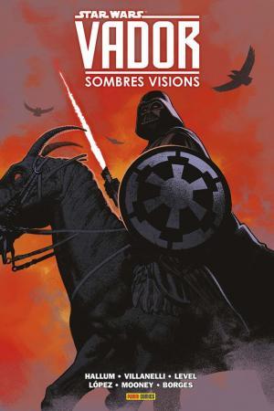 star wars - Vador - Sombres visions # 1 TPB hardcover (cartonnée)