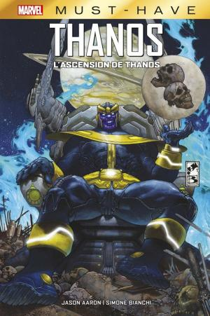 Thanos - L'Ascension de Thanos édition TPB hardcover (cartonnée) - Must Have