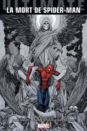 couverture, jaquette Ultimate Spider-man - La mort de Spider-Man  TPB hardcover (cartonnée) - Marvel Omnibus (Panini Comics)