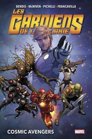 Les Gardiens de la Galaxie édition TPB Hardcover - Marvel Deluxe - Issues V3